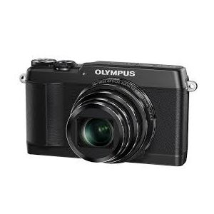 Olympus SH-1 Black - 16.0 MP backlit CMOS, 24x super wide Zoom, 3.0