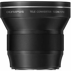 Olympus TCON-17X Tele Converter for XZ-1 za digitalni kompaktni fotoaparat za XZ-1 Series V321170BW000