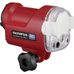 Olympus UFL-3 Underwater Flash (compatible with all models with optical fiber connector plug) Underwater Accessory V6320120E000