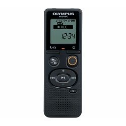 Olympus VN-540PC black (4GB) with Alkaline Battery, microUSB cable Digital Note Taker with PC Connection prijenosni snimač zvuka (V405291BE000)