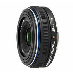 Olympus Zuiko Digital 25mm 1:2.8 Pancake/ ES-2528 Standard Digital SLR DSLR objektiv lens lenses N3124092