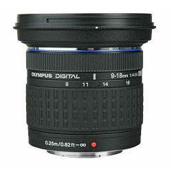 Olympus Zuiko Digital ED 9-18mm 1:4.0-5.6/ EZ-0918 Standard Digital SLR DSLR objektiv lens lenses N3127892