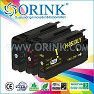 Orink tinta HP No.951XL, žuta