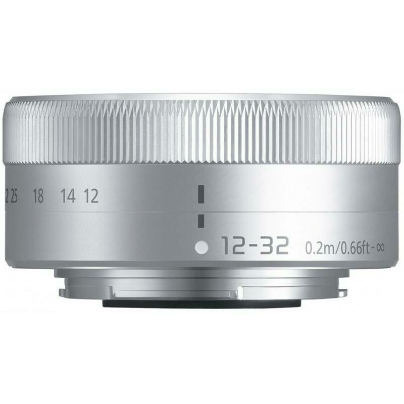 Panasonic 12-32mm f/3.5-5.6 Asph Silver Lumix G Vario standardni objektiv za Micro Four Thirds MFT micro4/3