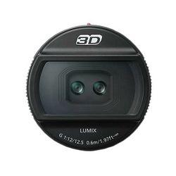 Panasonic 12.5mm f/12 umix G 3D Pancake širokokutni objektiv za Micro Four Thirds MFT micro4/3