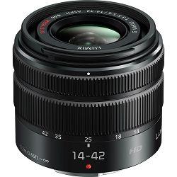 Panasonic 14-42mm f/3.5-5.6 Asph Mega O.I.S. Lumix G Vario standardni objektiv za Micro Four Thirds MFT micro4/3