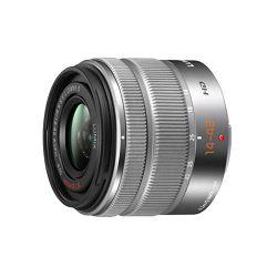 Panasonic 14-42mm f/3.5-5.6 II Asph Mega O.I.S. Silver Lumix G Vario standardni objektiv za Micro Four Thirds MFT micro4/3