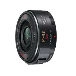 Panasonic 14-42mm f/3.5-5.6 II Asph Mega O.I.S. Black Lumix G Vario standardni objektiv za Micro Four Thirds MFT micro4/3