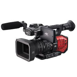 Panasonic AG-DVX200 4K kamera Handheld Camcorder with Four Thirds Sensor and Integrated Zoom Lens