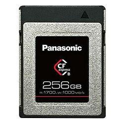 Panasonic CFexpress 256GB 1700MB/s read 1000MB/s write Type B Memory Card PCI Express 3.0 (Gen3) memorijska kartica (RP-CFEX256)