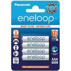 Panasonic Eneloop 4xAAA 750mAh punjive baterije sliding pack (BK-4MCCE/4LE)