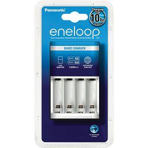 Panasonic Eneloop BASIC punjač (bez baterija) BQ-CC18H