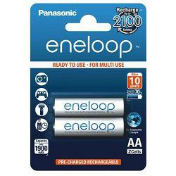 Panasonic Enelop 2xAA R6 2000mAh punjive baterije blister BK-3MCCE/2BE