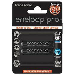 Panasonic Enelop PRO 2xAAA R03 930mAh punjive baterije blister BK-4HCDE/2BE