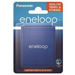 Panasonic Enelop Universal Battery Box univerzalna kutijica za baterije R6, AA, R03, AAA BQ-CASEL/1E