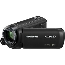 Panasonic HC-V380 Full HD Camcorder Digitalna kompaktna video kamera kamkorder HC-V380EP (HC-V380EP-K)