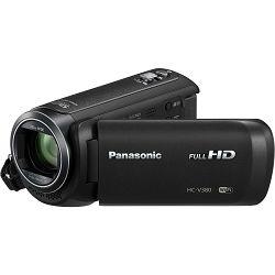 Panasonic HC-V380EP-K black crna kompaktna kamera HC-V380 FullHD 5-axis OIS stabilizacija (HCV380EP)