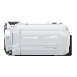 Panasonic HC-V770 White Full HD Camcorder Digitalna kompaktna video kamera kamkorder HC-V770EP (HC-V770EP-W)
