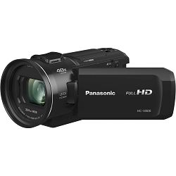 Panasonic HC-V800 Full HD Camcorder Digitalna kompaktna video kamera kamkorder (HC-V800EP-K)