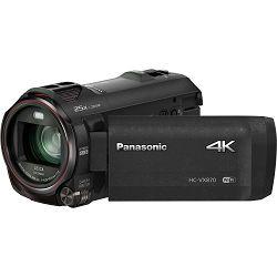 Panasonic HC-VX870 4K Ultra HD Camcorder Digitalna kompaktna video kamera kamkorder HC-VX870EP (HC-VX870EP-K)