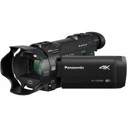Panasonic HC-VXF999 4K Camcorder Digitalna kompaktna video kamera kamkorder (HC-VXF999EGK)
