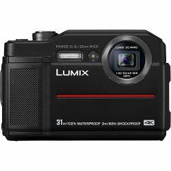 Panasonic Lumix DC-FT7 Black vodootporni podvodni digitalni fotoaparat (DC-FT7EP-K)