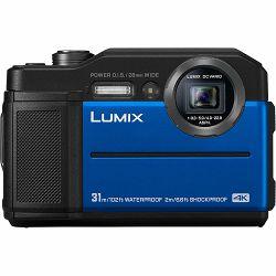 Panasonic Lumix DC-FT7 Blue vodootporni podvodni digitalni fotoaparat (DC-FT7EP-A)