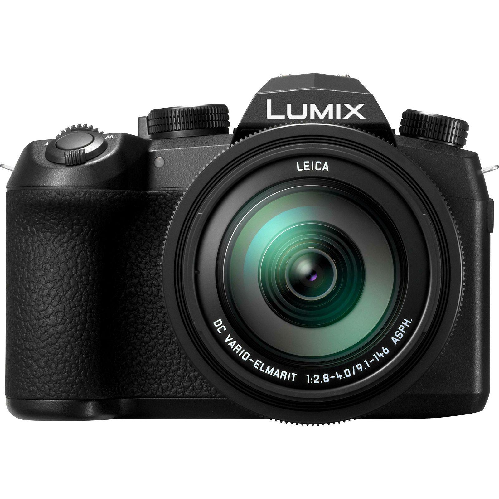 Panasonic Lumix DC-FZ1000 II Black 4K Digitalni kompaktni fotoaparat DC-FZ1000 M2 (DC-FZ10002EP)