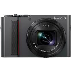 Panasonic Lumix DC-TZ200 Silver 4K Digitalni kompaktni fotoaparat DC-TZ200EP (DC-TZ200EP-S)