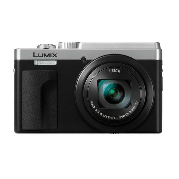 Panasonic Lumix DC-TZ95 Silver 4K Digitalni kompaktni fotoaparat DC-TZ95EP (DC-TZ95EP-S)