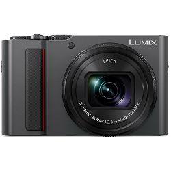 Panasonic Lumix DC-ZS200 Silver Digital Camera srebreni digitalni fotoaparat DC-TZ200 (DC-ZS200S)
