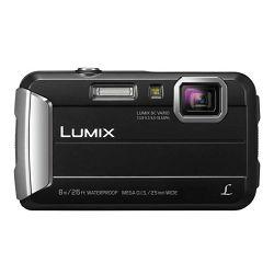 Panasonic Lumix DMC-FT30 Black crni vodootporni podvodni Digitalni kompaktni fotoaparat DMC-FT30EP (DMC-FT30EP-K)