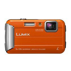 Panasonic Lumix DMC-FT30 Orange narančasti vodootporni podvodni Digitalni kompaktni fotoaparat DMC-FT30EP (DMC-FT30EP-D)