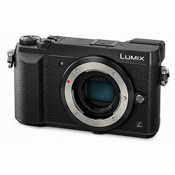 Panasonic Lumix DMC-GX80 Body 4K 16Mpx WiFi digitalni fotoaparat DMC-GX80CEG Mirrorless Micro Four Thirds Digital Camera