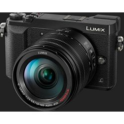 Panasonic Lumix DMC-GX80 + 14-140mm f/3.5-5.6 POWER O.I.S. Black Mirrorless bezrcalni digitalni fotoaparat s objektivom G Vario 14-140 1:3.5-5.6 (DMC-GX80HEG-K)