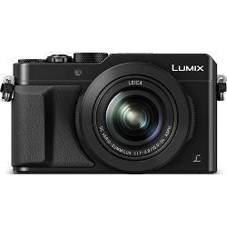 Panasonic Lumix DMC-LX100EPK Black WiFi 4K crni Digitalni kompaktni fotoaparat DMC-LX100