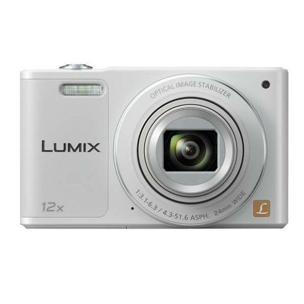 Panasonic Lumix DMC-SZ10 White HD Digitalni kompaktni fotoaparat DMC-SZ10EP (DMC-SZ10EP-W)