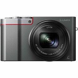 Panasonic Lumix DMC-TZ100 Silver Gray 4K Digitalni kompaktni fotoaparat DMC-TZ100EP (DMC-TZ100EPS)