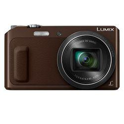 Panasonic Lumix DMC-TZ57 Brown FullHD Digitalni kompaktni fotoaparat DMC-TZ57EP (DMC-TZ57EP-T)