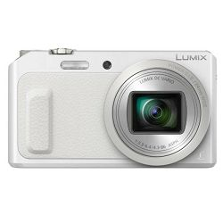 Panasonic Lumix DMC-TZ57 White FullHD Digitalni kompaktni fotoaparat DMC-TZ57EP (DMC-TZ57EP-W)