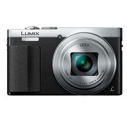 Panasonic Lumix DMC-TZ70 Silver FullHD Digitalni kompaktni fotoaparat DMC-TZ70EP (DMC-TZ70EP-S)