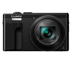 Panasonic Lumix DMC-TZ80 Black 4K Digitalni kompaktni fotoaparat DMC-TZ80EP (DMC-TZ80EP-K)