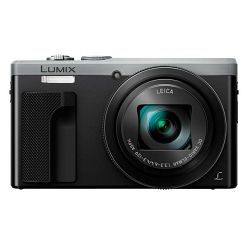 Panasonic Lumix DMC-TZ80 Silver 4K Digitalni kompaktni fotoaparat DMC-TZ80EP (DMC-TZ80EP-S)