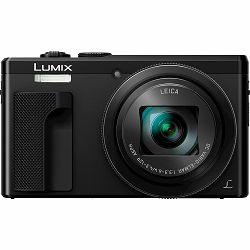 Panasonic Lumix DMC-TZ81 Black 4K Digitalni kompaktni fotoaparat (DC-FZ81EP-K)