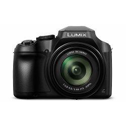 Panasonic Lumix DMC-TZ82 Black 4K Digitalni kompaktni fotoaparat (DC-FZ82EP-K)