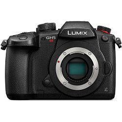 Panasonic Lumix GH5S Body 4K video 60fps 5-axis DC-GH5s (DC-GH5SE-K) Digitalni fotoaparat Mirrorless Micro Four Thirds Digital Camera