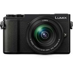 Panasonic Lumix GX8 + 12-60mm f/3.5-5.6 ASPH O.I.S. Black crni (DMC-GX8MEG-K) Digitalni fotoaparat s objektivom H-FS12060 G Vario Mirrorless Micro Four Thirds Digital Camera