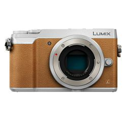 Panasonic Lumix GX80 Body Brown/Silver 4K Mirrorless bezrcalni digitalni fotoaparat DMC-GX80 Micro Four Thirds Digital Camera (DMC-GX80EG-T)