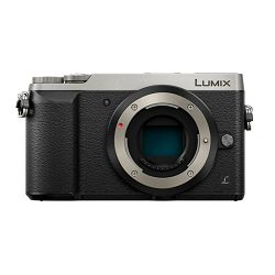 Panasonic Lumix GX80 Body Silver/Black 4K Mirrorless bezrcalni digitalni fotoaparat DMC-GX80 Micro Four Thirds Digital Camera (DMC-GX80EG-S)