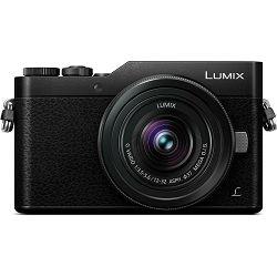 Panasonic Lumix GX800 + 12-32mm f/3.5-5.6 + 35-100mm f/4-5.6 Asph Mega O.I.S. Black 4K Mirrorless bezrcalni digitalni fotoaparat DC-GX800 s objektivima G Vario 12-32 i 35-100 MFT Camera DC-GX800WEGK